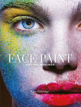 face paint historia makijazu